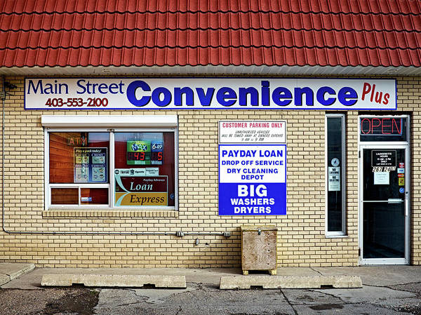 Photograph - Convenient Money Laundering by Trever Miller