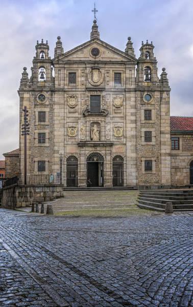 Wall Art - Photograph - Convent Of St Teresa Avila Spain by Joan Carroll