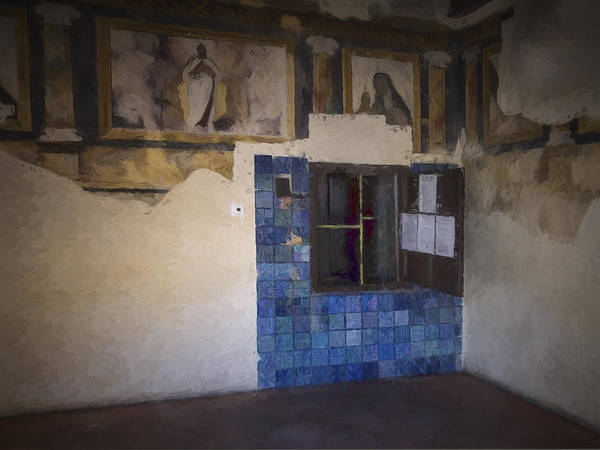 Photograph - Convento De Santa Ines Dulces by Joan Carroll