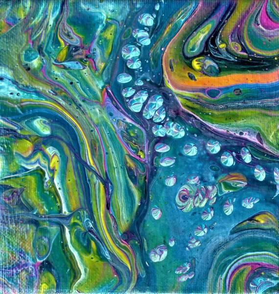 Painting - Converge by Sandy Dusek