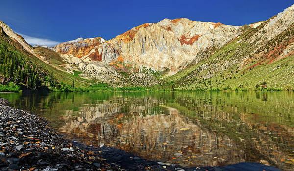 Photograph - Convict Lake by Rick Furmanek