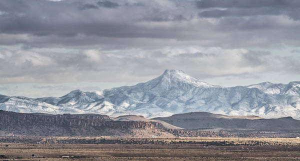 Photograph - Cookes Peak by Racheal Christian