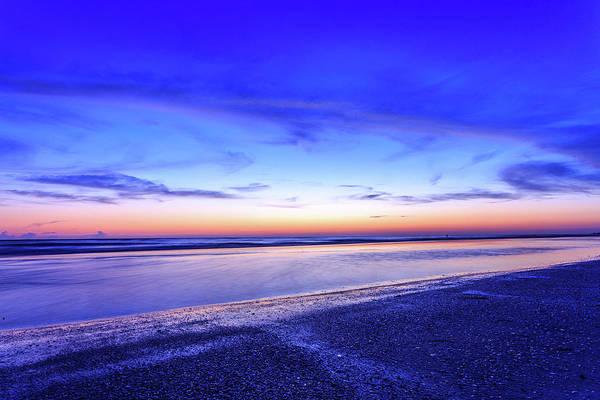 Photograph - Cool Blue Sunset by Doug Camara