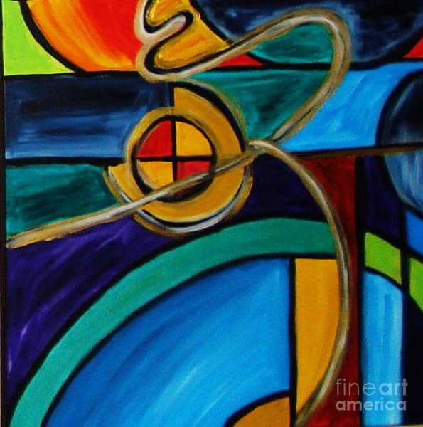 Painting - Cool Design by Yael VanGruber