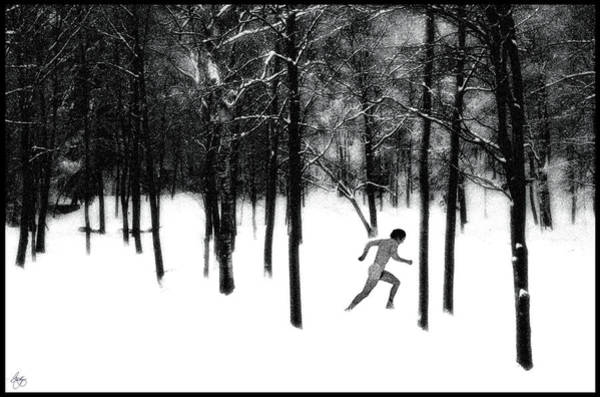 Photograph - Cool Running by Wayne King