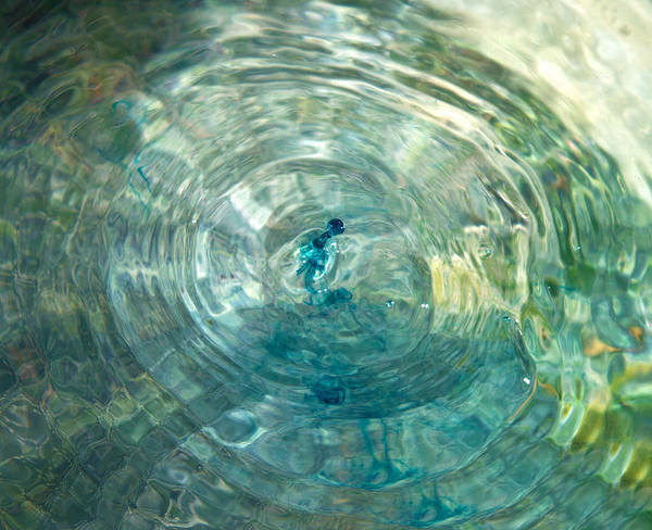 Timing Wall Art - Photograph - Cool Water by Betsy Knapp