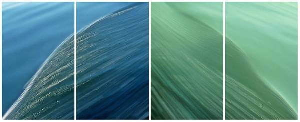 Photograph - Cool Water Quad by Patricia Strand