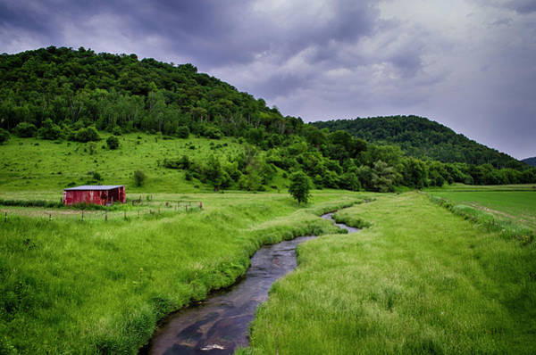 Photograph - Coon Valley by Dan Hefle