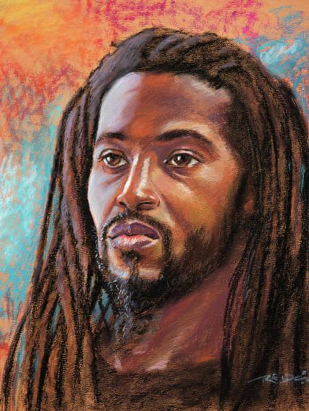 Painting - Coop by Christopher Reid