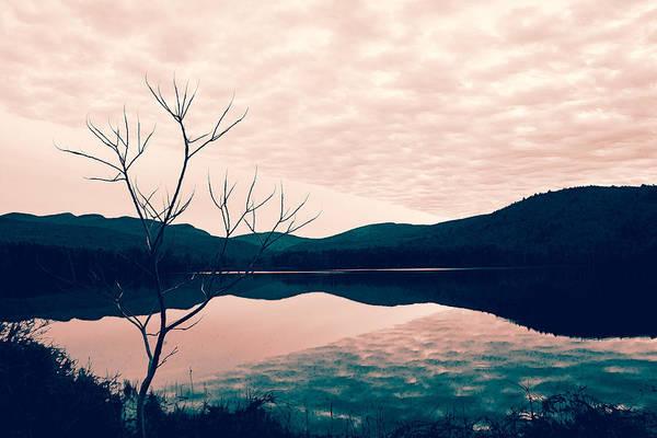 Photograph - Cooper Lake Tint by Nancy De Flon