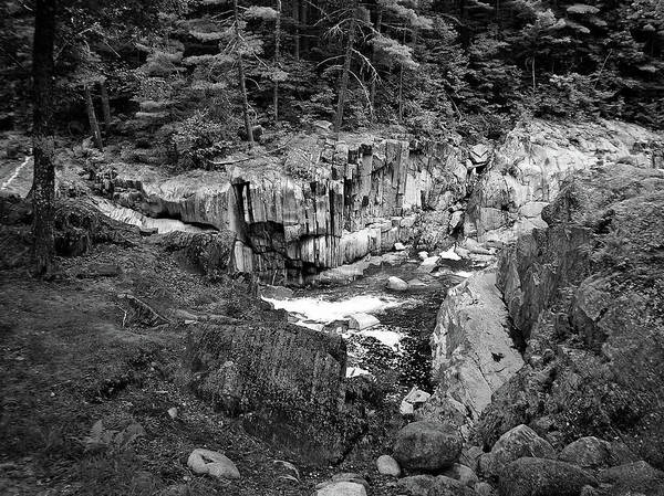 Photograph - Coos Canyon 1553 by Guy Whiteley