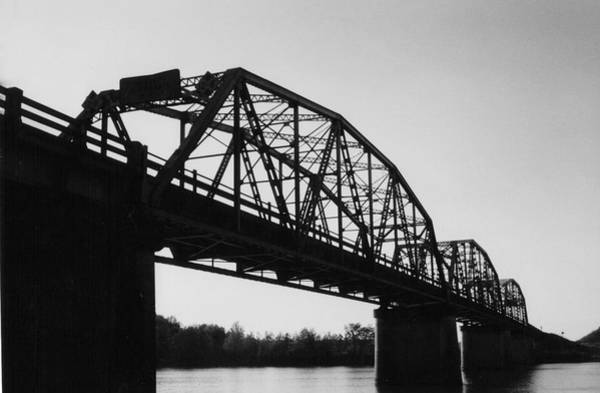 Childersburg Photograph - Coosa River Bridge 2 by Timothy Smith