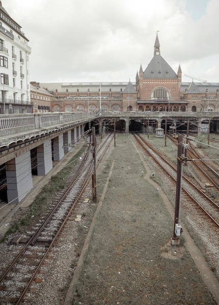 Astoria Photograph - Copenhagen Central Station by Betsy Knapp