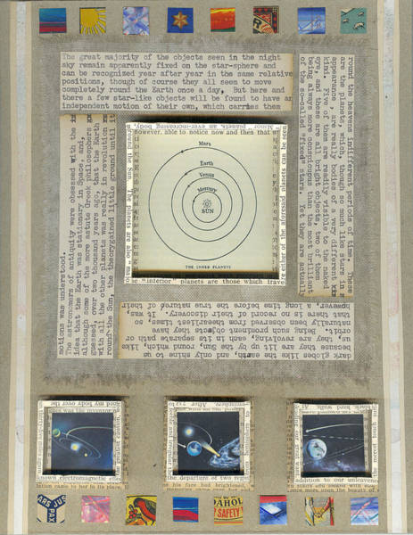 Space Exploration Mixed Media - Copernicus by Robert Stockton