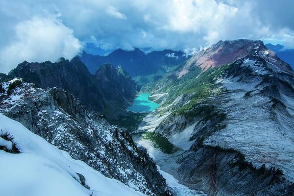 Copper Mountain Photograph - Copper Lake by Pelo Blanco Photo