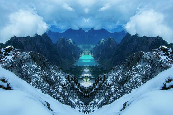 Copper Mountain Photograph - Copper Lake Reflection by Pelo Blanco Photo