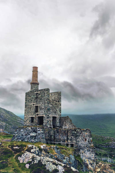 County Cork Wall Art - Photograph - Copper Mine by Joana Kruse