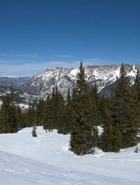 Copper Mountain Photograph - Copper Mountain Resort - Colorado by Brendan Reals