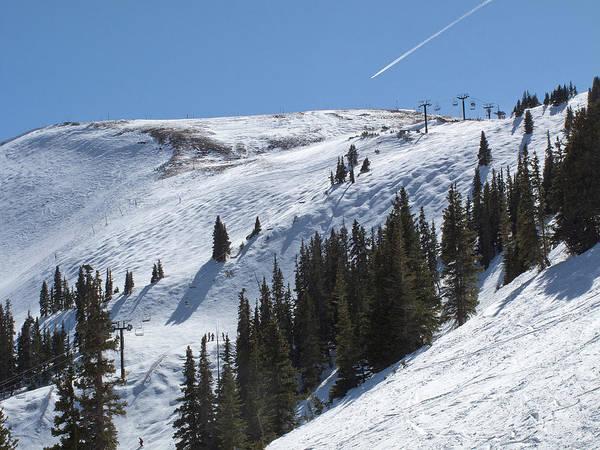 Copper Mountain Photograph - Copper Mountain Resort - Union Bowl - Colorado by Brendan Reals