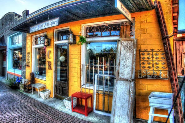 Photograph - Copper Roof Fairhope V2 by Michael Thomas
