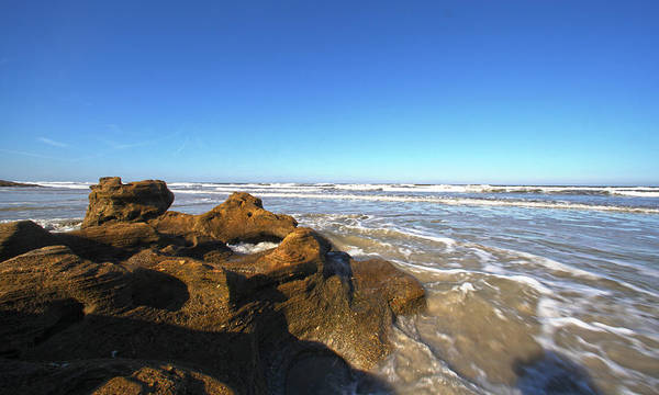 Photograph - Coquina Beach by Robert Och
