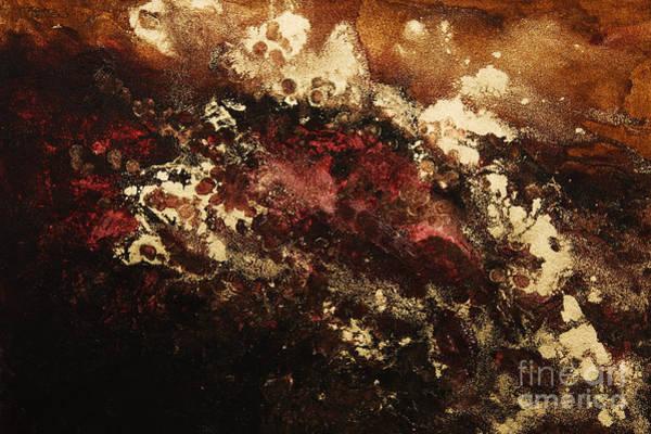 Tara Painting - Coral Depths by Tara Thelen - Printscapes