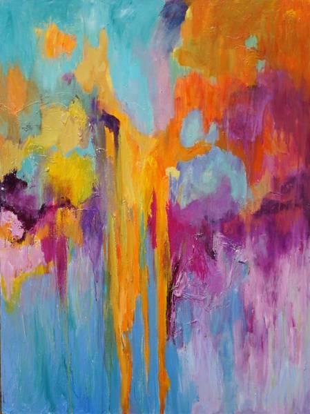 Painting - Coral Fanstasy by Jillian Goldberg