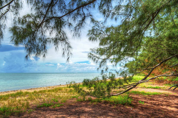 Photograph - Coral Harbour Beach by Jeremy Lavender Photography