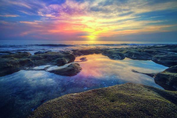 Hobe Sound Photograph - Coral Pools by Debra and Dave Vanderlaan