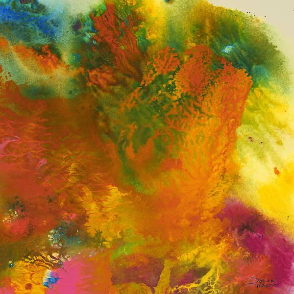 Painting - Coral Reef by Darice Machel McGuire