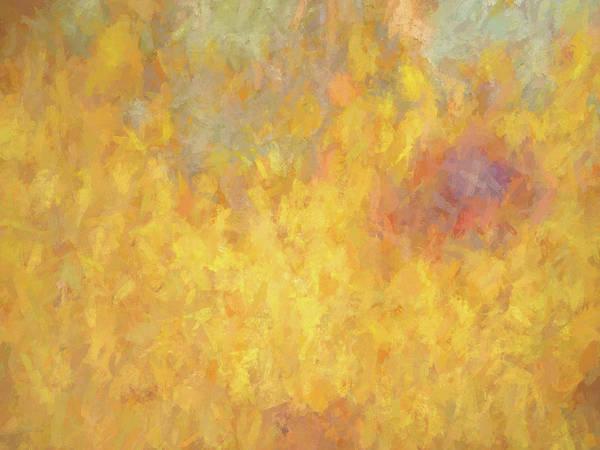 Digital Art - Corazon En Fuego by David King