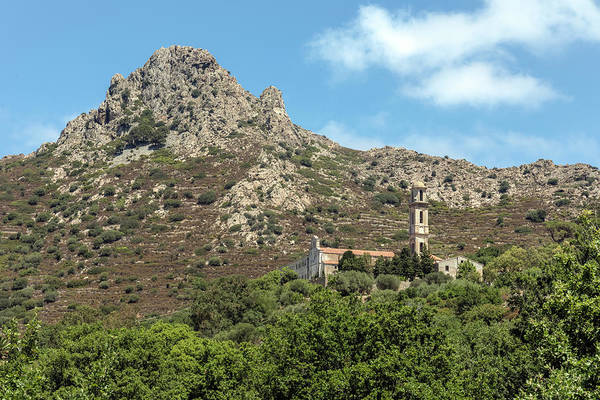 Calvi Photograph - Corbara - Corsica by Joana Kruse