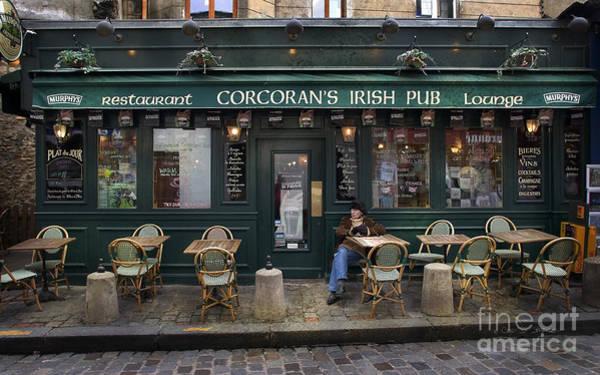 Photograph - Corcoran's Irish Pub by Craig J Satterlee