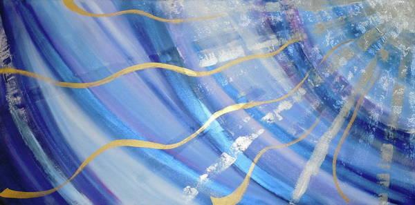 Painting - Cords Of Love by Deborah Brown Maher