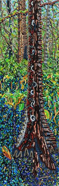 Wall Art - Painting - Corkscrew Swamp Sanctuary 2 by Micah Mullen