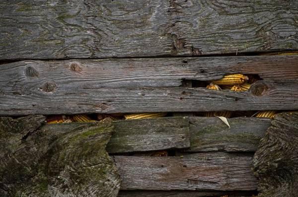 Brian Wilson Wall Art - Photograph - Corn Crib by Brian Wilson