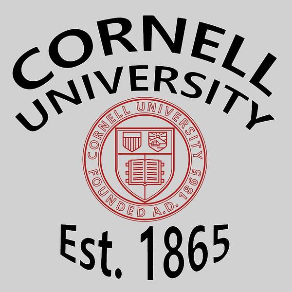 Digital Art - Cornell University Est 1865 by Movie Poster Prints