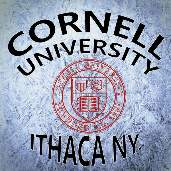 Digital Art - Cornell University Ithaca Ny by Movie Poster Prints