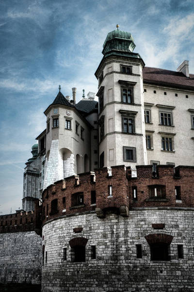 Photograph - Corner Castle Gothic Style by Sharon Popek