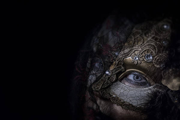 Photograph - Corner Of My Eye by Ghostwinds Photography