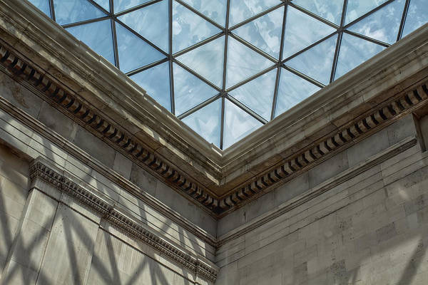 Historic Triangle Photograph - Corner Of The British Museum by Georgia Fowler