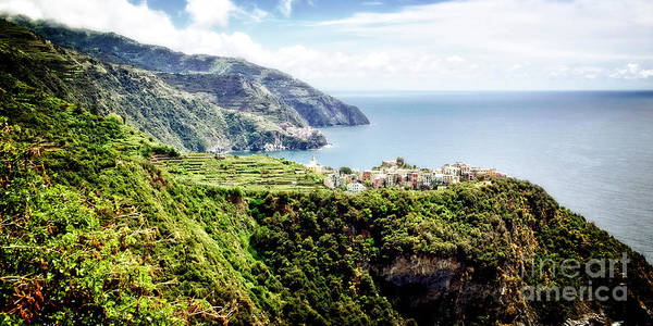 Photograph - Corniglia by Scott Kemper