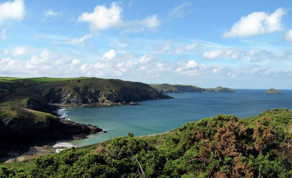 Photograph - Cornwall Coast II by Kurt Van Wagner
