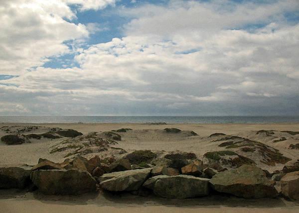 Photograph - Coronado Beach by Connie Fox