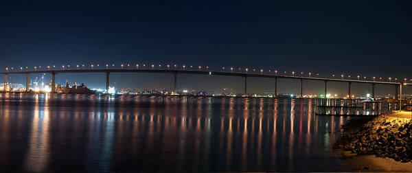 Photograph - Coronado Bridge San Diego by Gandz Photography