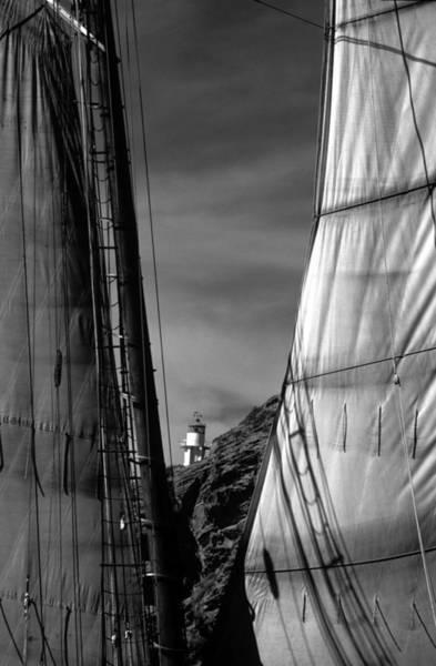 Photograph - Coronado Island Lighthouse by David Shuler