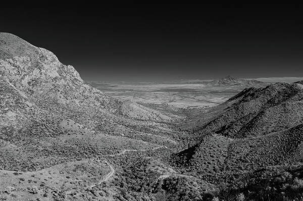 Photograph - Coronado National Memorial In Infrared by TM Schultze