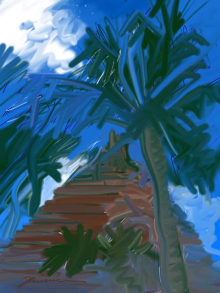Painting - Coronado Springs by Jean Pacheco Ravinski