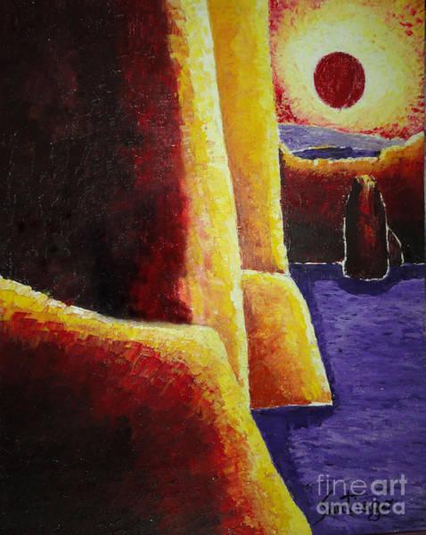 Painting - Coronado's Gold by Santiago Chavez