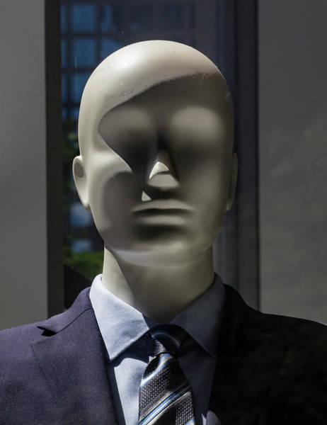 Faceless Photograph - Corporate Man by Robert Ullmann